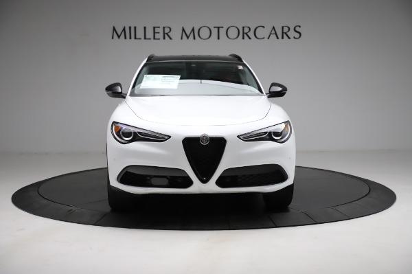 New 2021 Alfa Romeo Stelvio Q4 for sale Sold at Maserati of Greenwich in Greenwich CT 06830 12