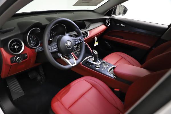 New 2021 Alfa Romeo Stelvio Q4 for sale Sold at Maserati of Greenwich in Greenwich CT 06830 13