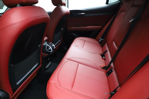 New 2021 Alfa Romeo Stelvio Q4 for sale Sold at Maserati of Greenwich in Greenwich CT 06830 19