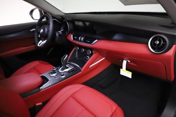 New 2021 Alfa Romeo Stelvio Q4 for sale Sold at Maserati of Greenwich in Greenwich CT 06830 22