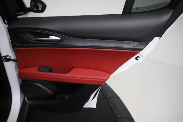 New 2021 Alfa Romeo Stelvio Q4 for sale Sold at Maserati of Greenwich in Greenwich CT 06830 26
