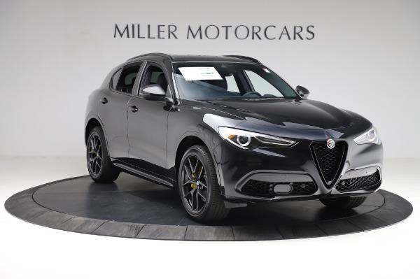 New 2021 Alfa Romeo Stelvio Ti Sport Q4 for sale $57,595 at Maserati of Greenwich in Greenwich CT 06830 11