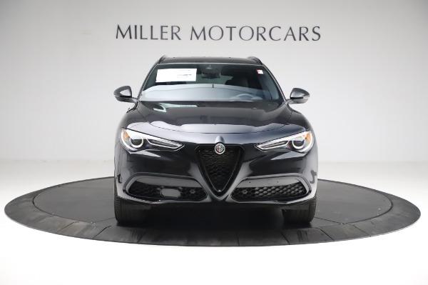 New 2021 Alfa Romeo Stelvio Ti Sport Q4 for sale $57,595 at Maserati of Greenwich in Greenwich CT 06830 12