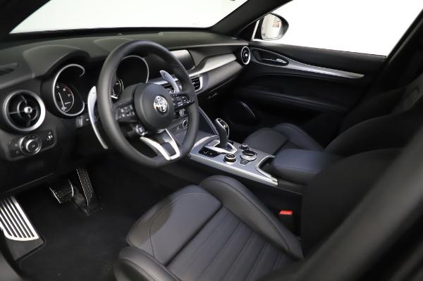 New 2021 Alfa Romeo Stelvio Ti Sport Q4 for sale $57,595 at Maserati of Greenwich in Greenwich CT 06830 13