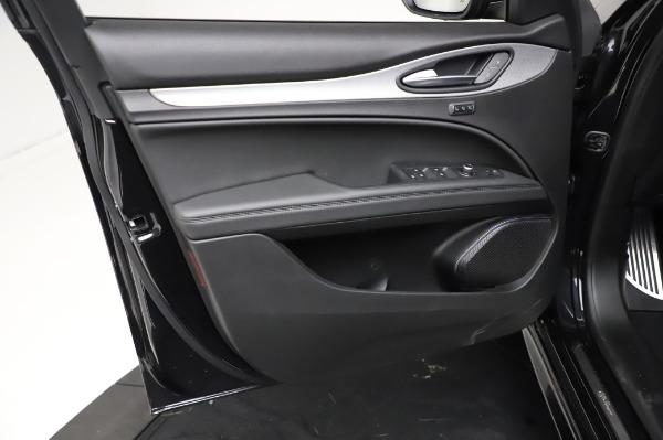 New 2021 Alfa Romeo Stelvio Ti Sport Q4 for sale $57,595 at Maserati of Greenwich in Greenwich CT 06830 17