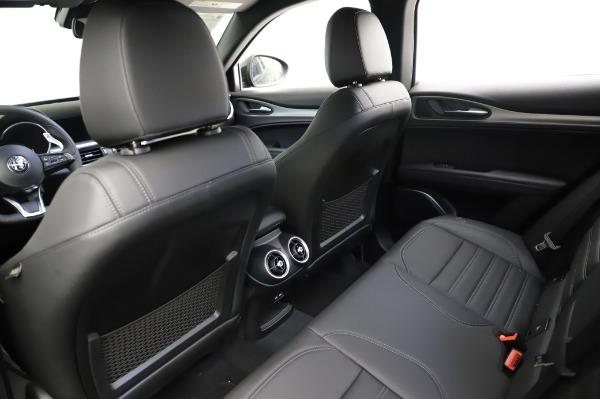 New 2021 Alfa Romeo Stelvio Ti Sport Q4 for sale $57,595 at Maserati of Greenwich in Greenwich CT 06830 18