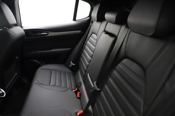 New 2021 Alfa Romeo Stelvio Ti Sport Q4 for sale $57,595 at Maserati of Greenwich in Greenwich CT 06830 19