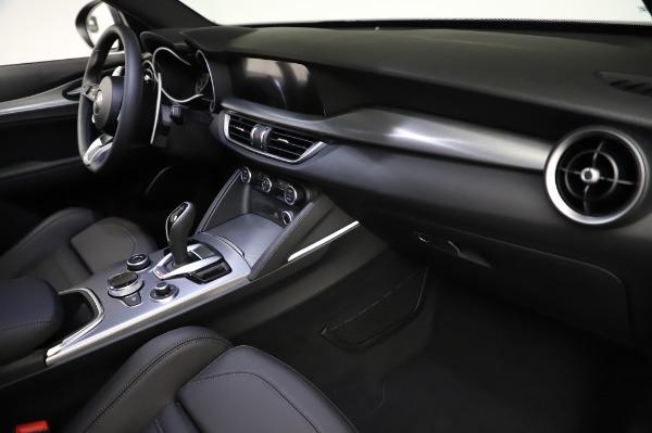 New 2021 Alfa Romeo Stelvio Ti Sport Q4 for sale $57,595 at Maserati of Greenwich in Greenwich CT 06830 22