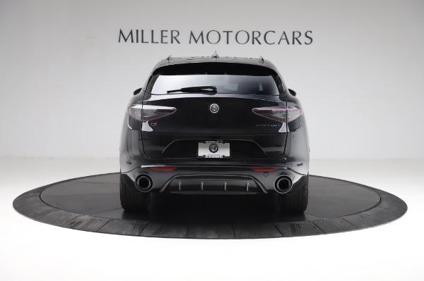 New 2021 Alfa Romeo Stelvio Ti Sport Q4 for sale $57,595 at Maserati of Greenwich in Greenwich CT 06830 6