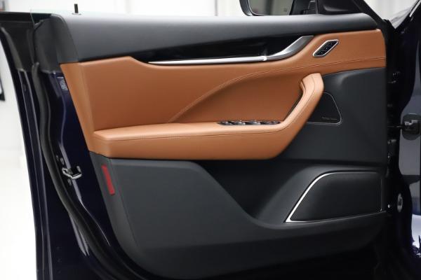 New 2021 Maserati Levante S Q4 for sale $98,925 at Maserati of Greenwich in Greenwich CT 06830 11