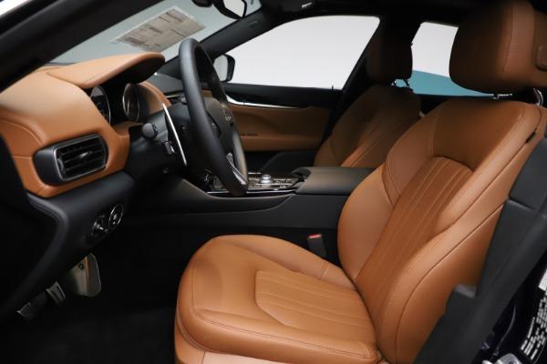 New 2021 Maserati Levante S Q4 for sale $98,925 at Maserati of Greenwich in Greenwich CT 06830 14
