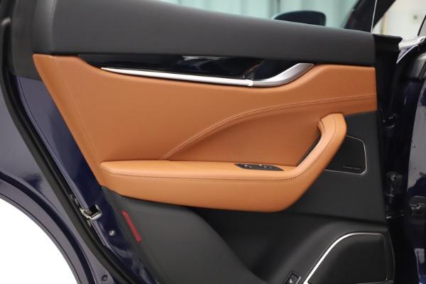 New 2021 Maserati Levante S Q4 for sale $98,925 at Maserati of Greenwich in Greenwich CT 06830 20