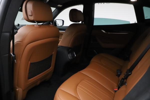 New 2021 Maserati Levante S Q4 for sale $98,925 at Maserati of Greenwich in Greenwich CT 06830 21