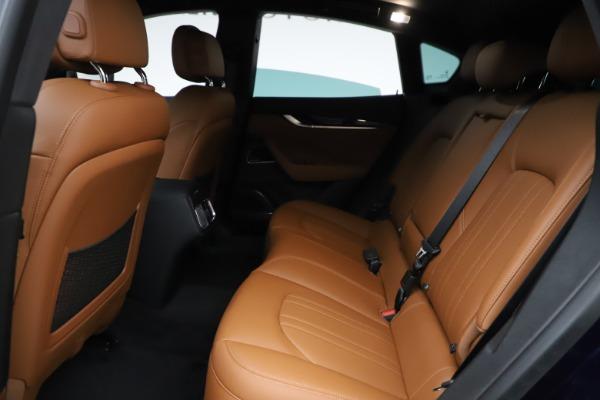 New 2021 Maserati Levante S Q4 for sale $98,925 at Maserati of Greenwich in Greenwich CT 06830 22
