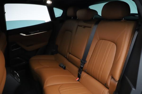 New 2021 Maserati Levante S Q4 for sale $98,925 at Maserati of Greenwich in Greenwich CT 06830 23