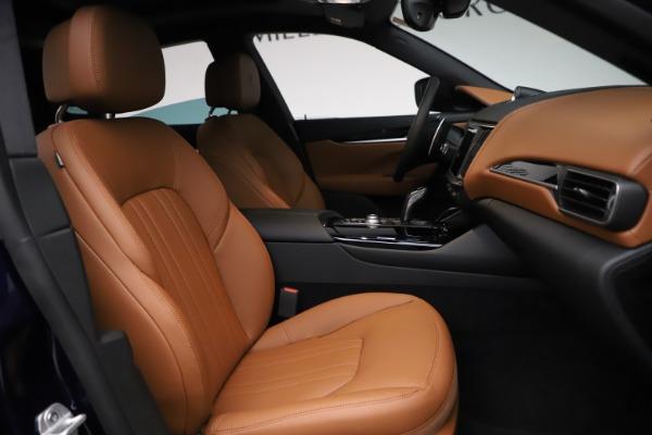 New 2021 Maserati Levante S Q4 for sale $98,925 at Maserati of Greenwich in Greenwich CT 06830 25