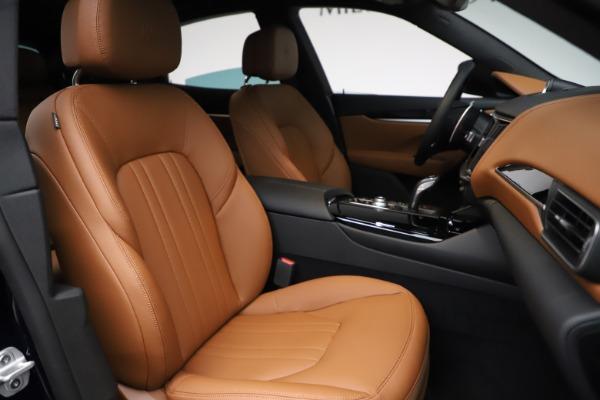 New 2021 Maserati Levante S Q4 for sale $98,925 at Maserati of Greenwich in Greenwich CT 06830 26