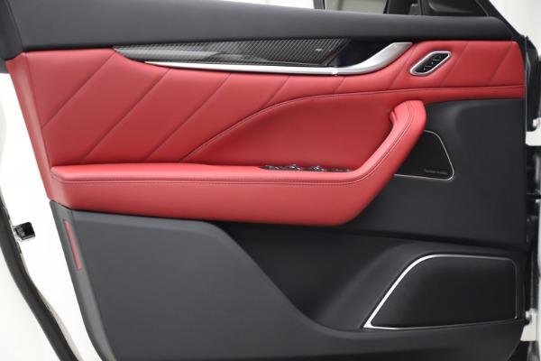 New 2021 Maserati Levante S Q4 GranSport for sale $105,835 at Maserati of Greenwich in Greenwich CT 06830 17
