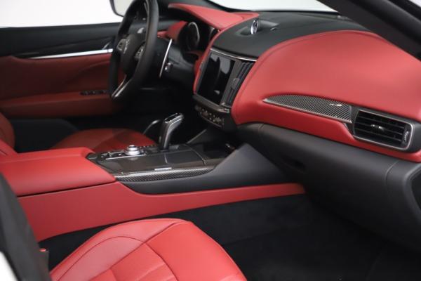 New 2021 Maserati Levante S Q4 GranSport for sale $105,835 at Maserati of Greenwich in Greenwich CT 06830 18