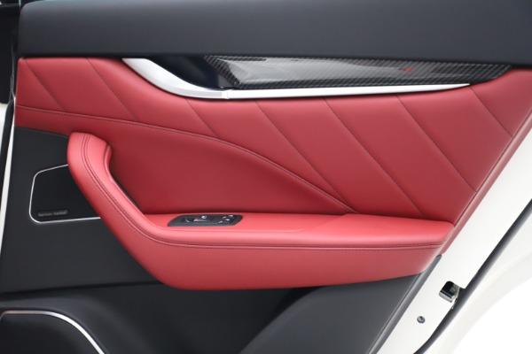 New 2021 Maserati Levante S Q4 GranSport for sale $105,835 at Maserati of Greenwich in Greenwich CT 06830 20