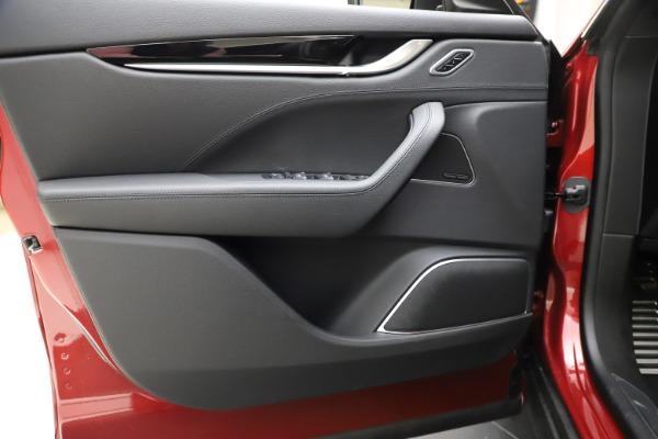 New 2020 Maserati Levante S Q4 GranSport for sale $102,949 at Maserati of Greenwich in Greenwich CT 06830 17
