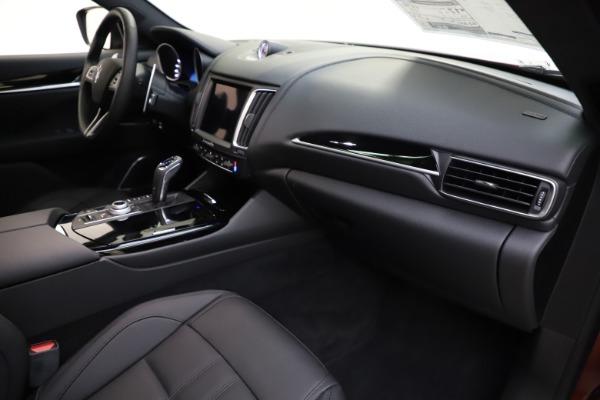 New 2020 Maserati Levante S Q4 GranSport for sale $102,949 at Maserati of Greenwich in Greenwich CT 06830 22