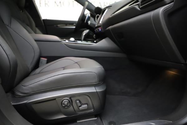 New 2020 Maserati Levante S Q4 GranSport for sale $102,949 at Maserati of Greenwich in Greenwich CT 06830 23
