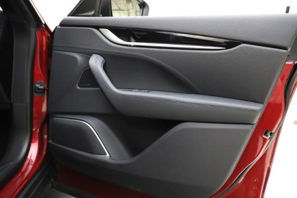 New 2020 Maserati Levante S Q4 GranSport for sale $102,949 at Maserati of Greenwich in Greenwich CT 06830 25