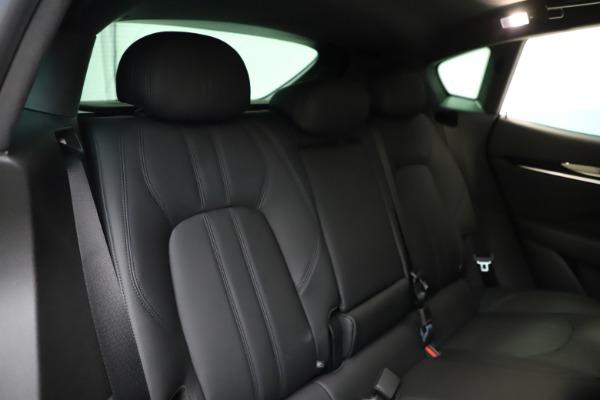 New 2020 Maserati Levante S Q4 GranSport for sale $102,949 at Maserati of Greenwich in Greenwich CT 06830 26