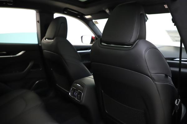 New 2020 Maserati Levante S Q4 GranSport for sale $102,949 at Maserati of Greenwich in Greenwich CT 06830 28