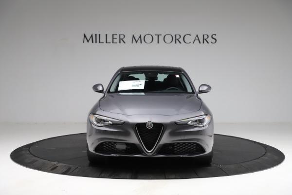 New 2021 Alfa Romeo Giulia Q4 for sale $46,895 at Maserati of Greenwich in Greenwich CT 06830 12