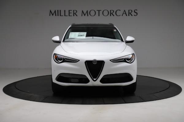 New 2021 Alfa Romeo Stelvio Q4 for sale $49,785 at Maserati of Greenwich in Greenwich CT 06830 13