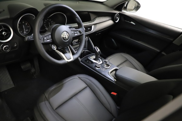 New 2021 Alfa Romeo Stelvio Q4 for sale $49,785 at Maserati of Greenwich in Greenwich CT 06830 14