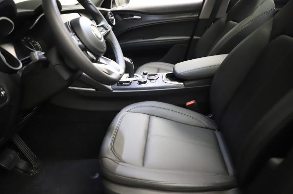 New 2021 Alfa Romeo Stelvio Q4 for sale $49,785 at Maserati of Greenwich in Greenwich CT 06830 15