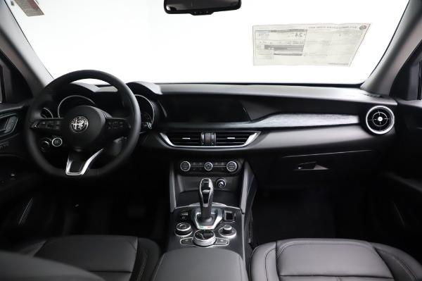 New 2021 Alfa Romeo Stelvio Q4 for sale $49,785 at Maserati of Greenwich in Greenwich CT 06830 17