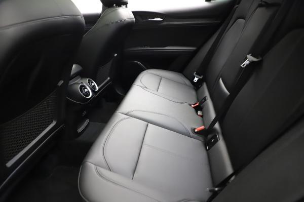New 2021 Alfa Romeo Stelvio Q4 for sale $49,785 at Maserati of Greenwich in Greenwich CT 06830 20