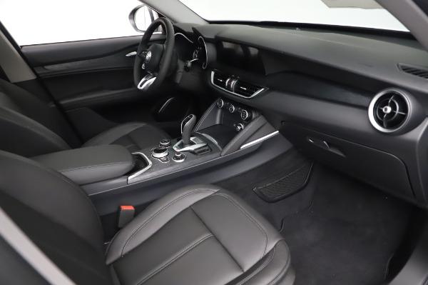 New 2021 Alfa Romeo Stelvio Q4 for sale $49,785 at Maserati of Greenwich in Greenwich CT 06830 22