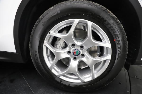 New 2021 Alfa Romeo Stelvio Q4 for sale $49,785 at Maserati of Greenwich in Greenwich CT 06830 27