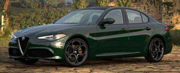 New 2021 Alfa Romeo Giulia Ti Sport Q4 for sale $55,550 at Maserati of Greenwich in Greenwich CT 06830 1