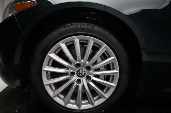 New 2021 Alfa Romeo Giulia Q4 for sale $46,895 at Maserati of Greenwich in Greenwich CT 06830 28