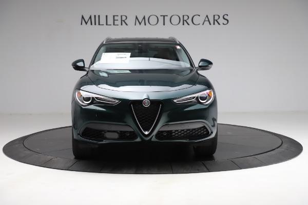 New 2021 Alfa Romeo Stelvio Ti Q4 for sale $54,000 at Maserati of Greenwich in Greenwich CT 06830 13