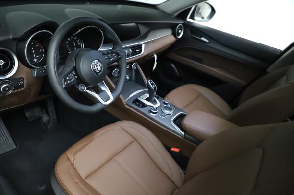 New 2021 Alfa Romeo Stelvio Ti Q4 for sale $54,000 at Maserati of Greenwich in Greenwich CT 06830 14