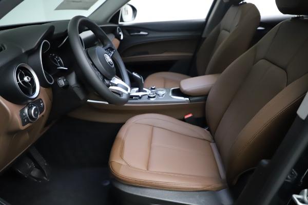 New 2021 Alfa Romeo Stelvio Ti Q4 for sale $54,000 at Maserati of Greenwich in Greenwich CT 06830 15