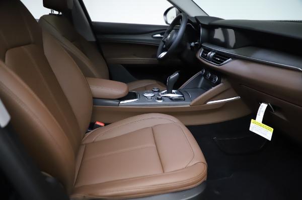 New 2021 Alfa Romeo Stelvio Ti Q4 for sale $54,000 at Maserati of Greenwich in Greenwich CT 06830 23