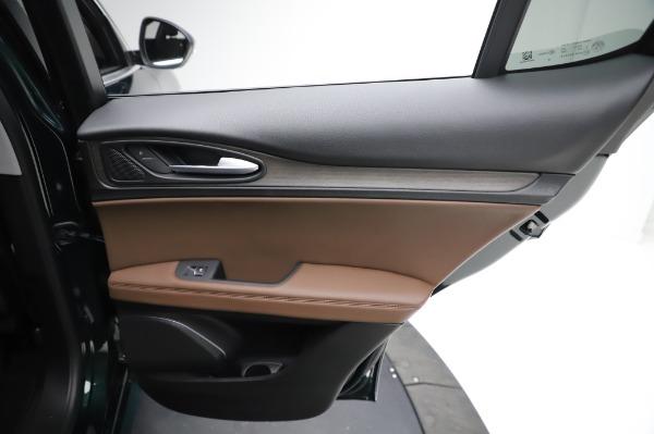 New 2021 Alfa Romeo Stelvio Ti Q4 for sale $54,000 at Maserati of Greenwich in Greenwich CT 06830 26
