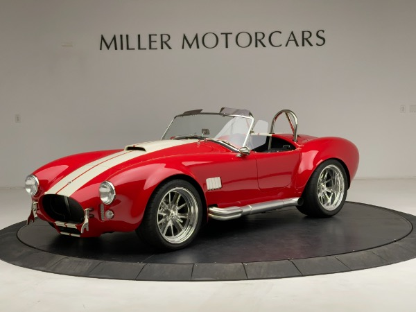 Used 2020 Shelby Cobra Superformance for sale $89,900 at Maserati of Greenwich in Greenwich CT 06830 2