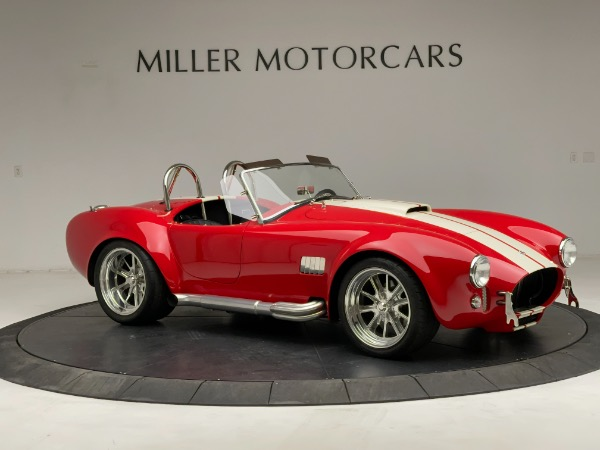 Used 2020 Shelby Cobra Superformance for sale $89,900 at Maserati of Greenwich in Greenwich CT 06830 9