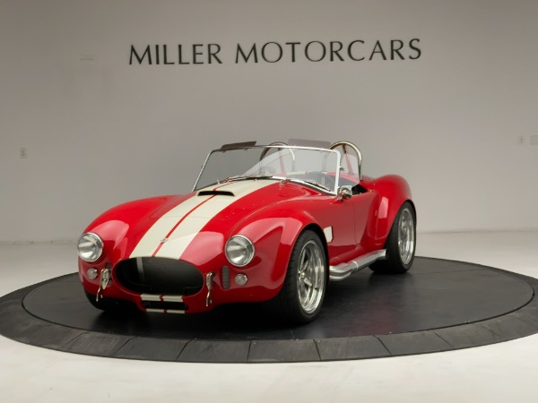 Used 2020 Shelby Cobra Superformance for sale $89,900 at Maserati of Greenwich in Greenwich CT 06830 1