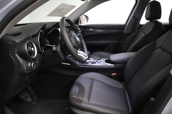 New 2021 Alfa Romeo Stelvio Q4 for sale Sold at Maserati of Greenwich in Greenwich CT 06830 16