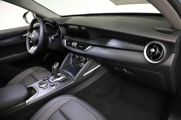 New 2021 Alfa Romeo Stelvio Q4 for sale Sold at Maserati of Greenwich in Greenwich CT 06830 23